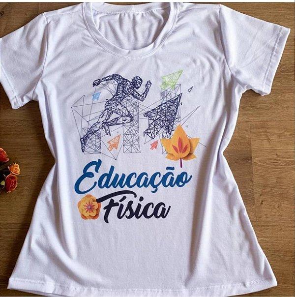 T-shirt Educação Física |