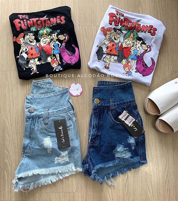 T-shirt Flintstones