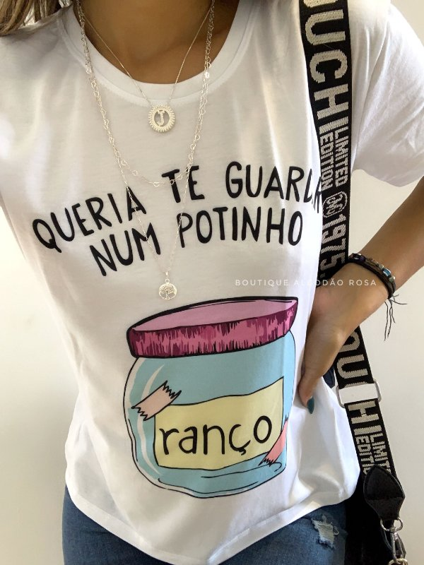 T-shirt Ranço