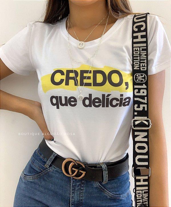 T-shirt Delícia