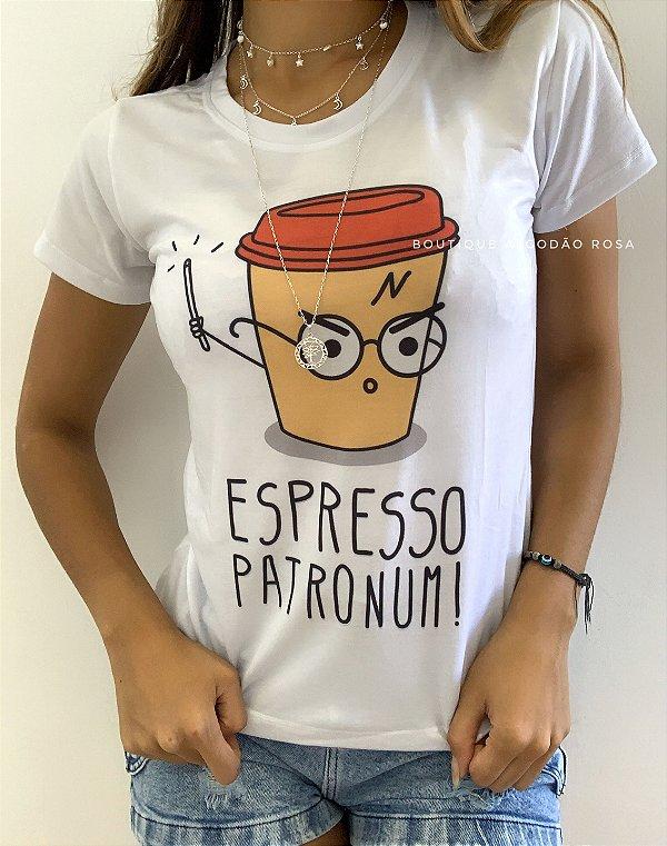 T-shirt Espresso Patronum