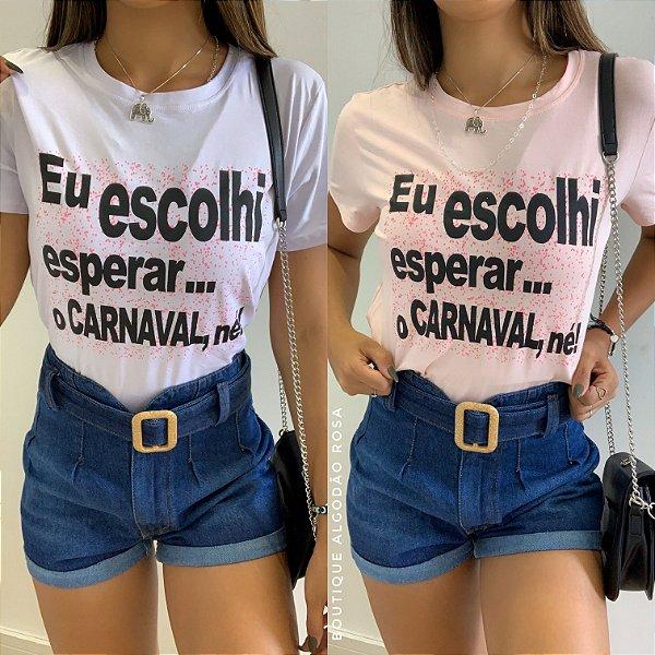 T-shirt Escolhi