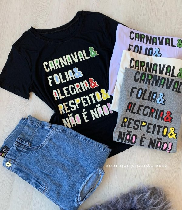 T-shirt Carnaval |
