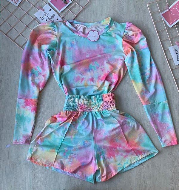 Conjunto Tie Dye ||
