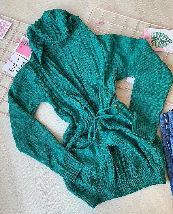 Quimono Verde