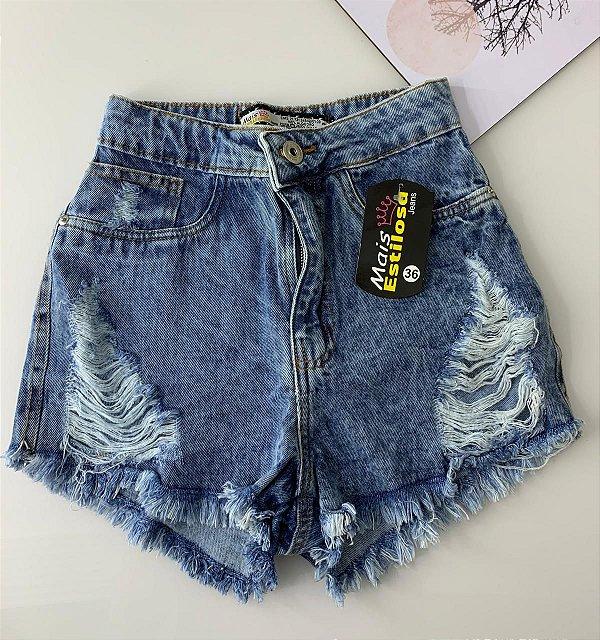 Short Jeans Cores