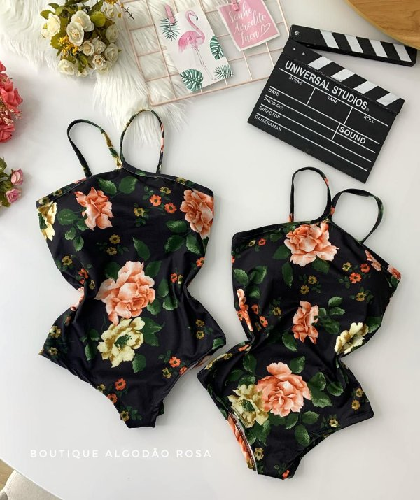 Body V Flores Salmon