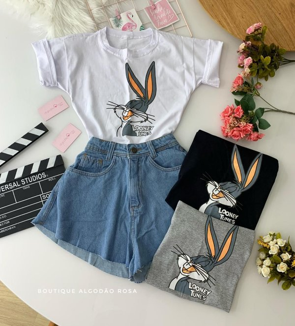 Cropped Looney Tunes