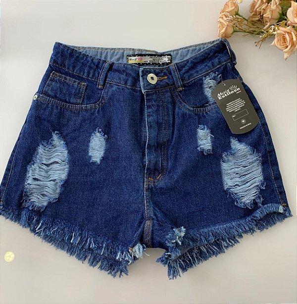 Short Jeans Escuro I