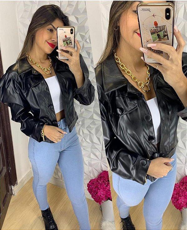 jaqueta Lyly Preta