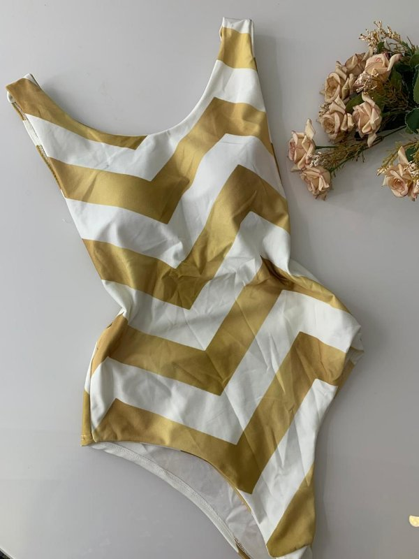 Body / Maio V Dourado