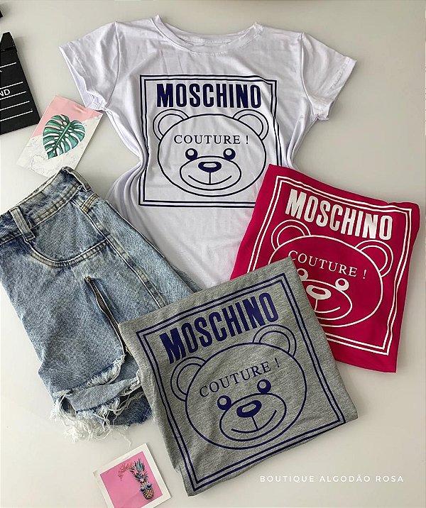 T-shirt Ursinho Cores