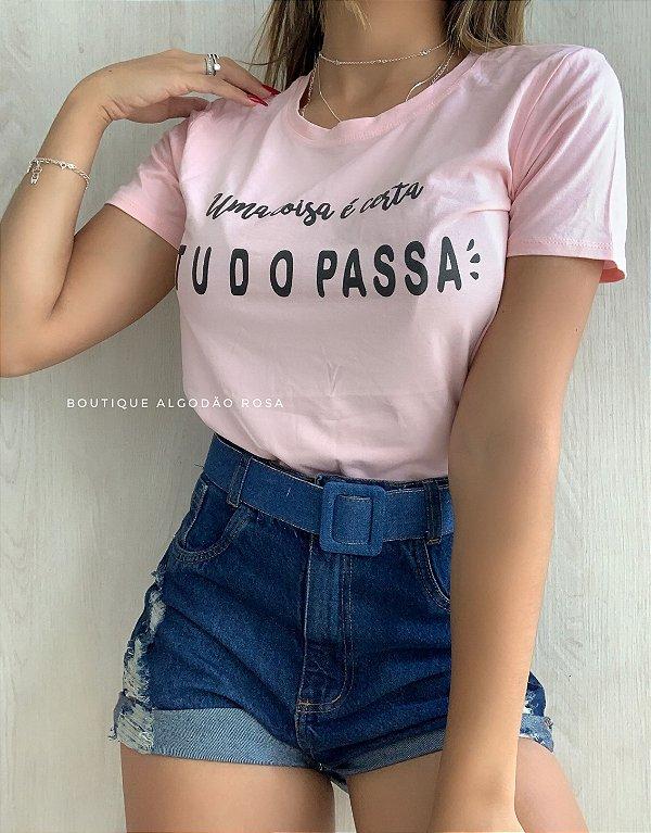 T-shirt Tudo Passa