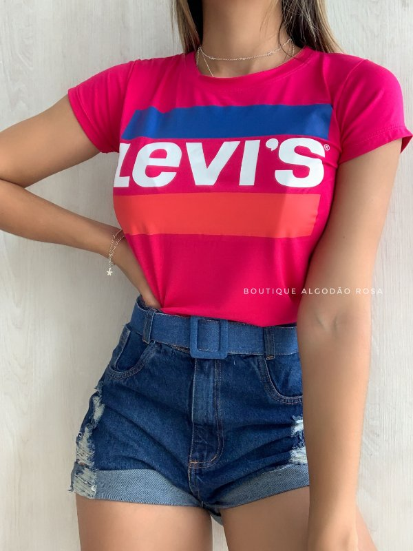 T-shirt Nath Pink