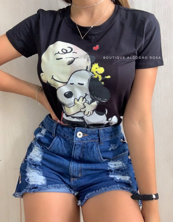 T-shirt Snoopy Amigos