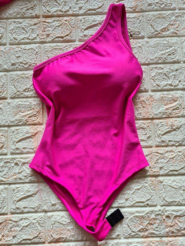 Body Uni Alça Pink