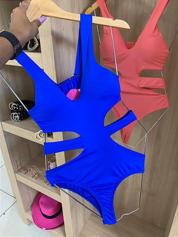 Body/Maiô Cinthia Azul