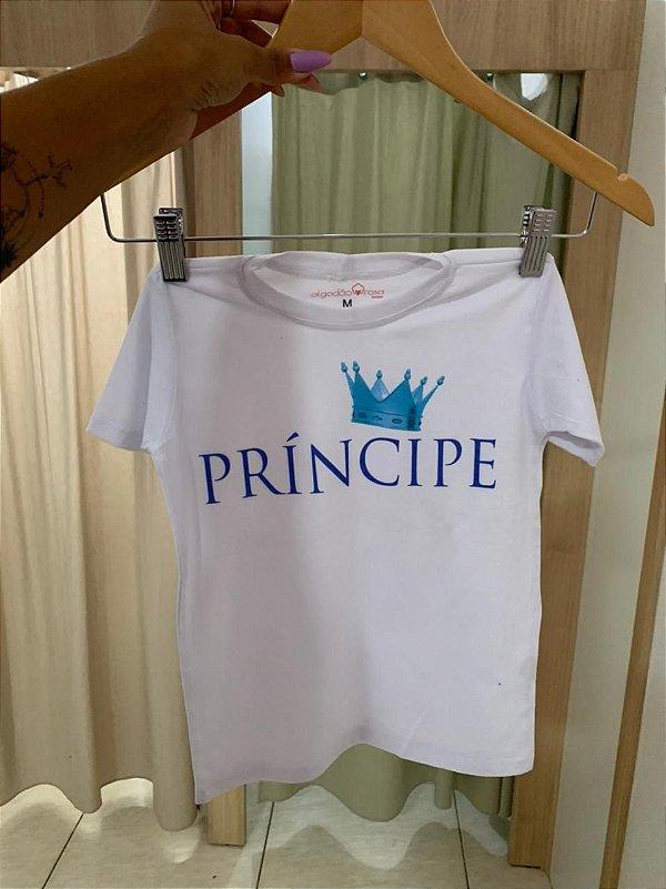 T-shirt Príncipe