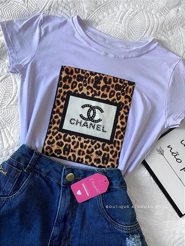 T-shirt Emma Branca