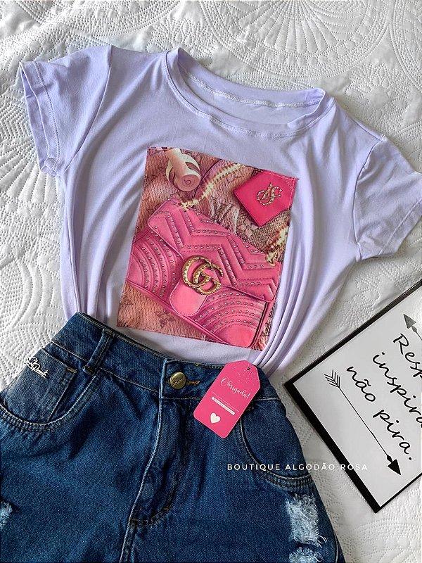 T-shirt Maitê Branca