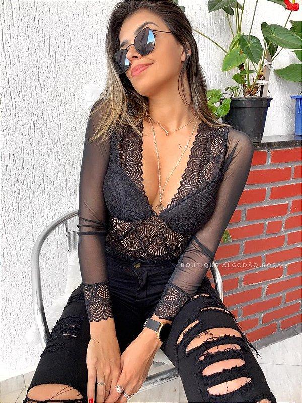 Body Renda Yasmin