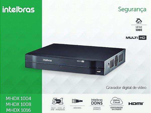 MHDX 1004 Gravador digital de vídeo Multi HD