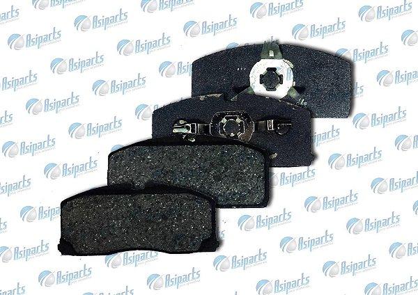 Pastilha de freio diant Faw N5 1.3 16V/Lifan 320 Elite 1.3 16V