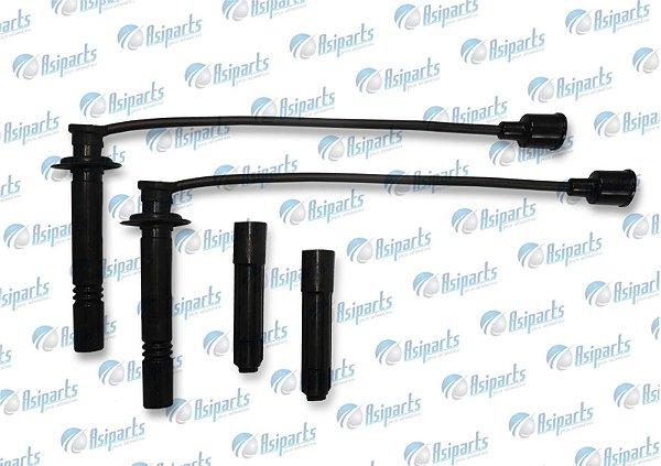 Kit de cabos e supressores Ssangyong Actyon 2.3 16V 06/11