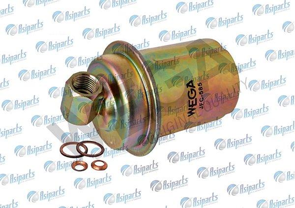 Filtro de combustível Hyundai Atos Prime -WEGA  JFC-585