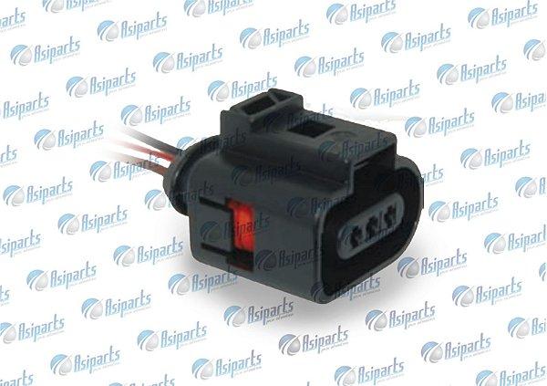 Plug chicote sensor rotação Towner Jr/ Chana bosch