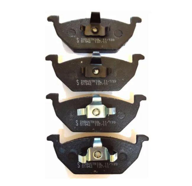 Pastilha de freio diant Fox, Bora/Audi A3/Seat Leon, Toledo