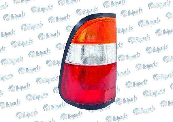 Lanterna traseira L/E Chana cab dupla