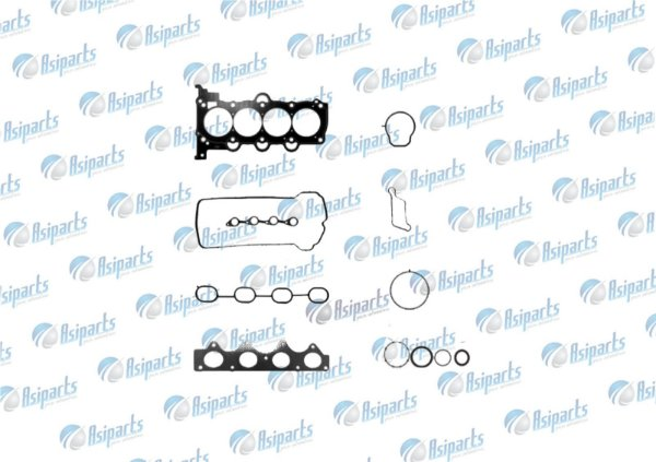 Jogo de Juntas comp s/ret Kia Soul, Cerato e Hyundai HB20, Elantra 1.6 16V