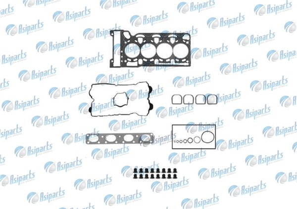 Kit de retificação c/retentores BMW 320i, 120i X1 e Z4 2.0