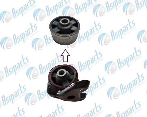 Refil coxim inferior frontal do motor Jac J6/J5