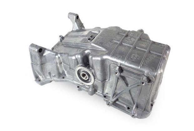 Cárter de óleo do motor Honda Fit 1.4/1.5 8v 16v 03/08