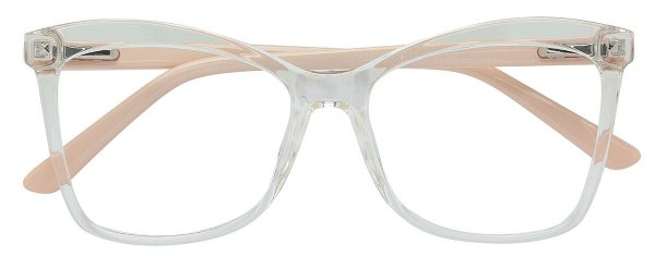 Armação Óculos Receituário AT 2208 Transparente