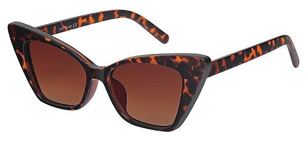 Óculos de Sol Feminino AT 9011 Tartaruga