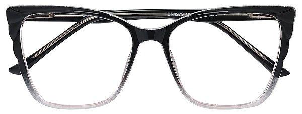 Armação Óculos Receituário AT 4279 Preto Degradê