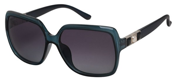 Óculos de Sol Feminino AT 1604 Verde Transparente