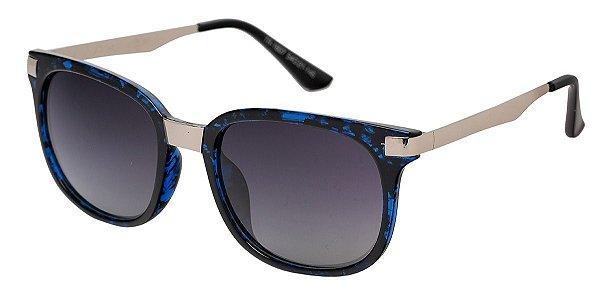 Óculos de Sol Feminino AT 1607 Azul
