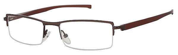 Armação Óculos Receituário AT 9009 Cobre