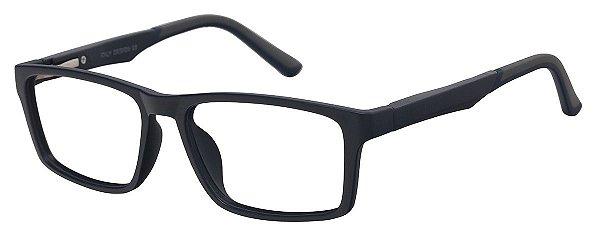 Óculos Receituário Infantil AT 2093 Azul (12 A 17 Anos)