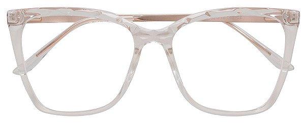 Armação Óculos Receituário AT 2114 Transparente