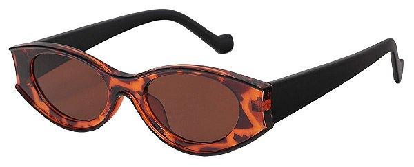 Óculos de Sol Feminino AT 13021 Tartaruga