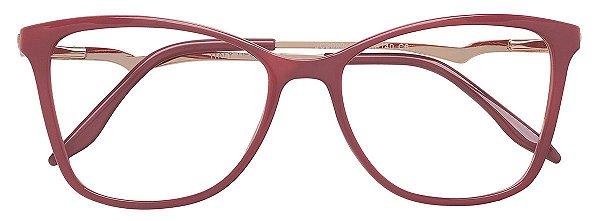 Armação Óculos Receituário AT 2099 Rosa