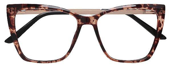 Armação Óculos Receituário AT 2115 Tartaruga