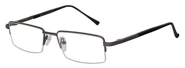Armação Óculos Receituário AT 1018 Grafite