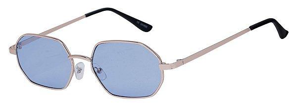 Óculos de Sol Unissex AT 4202 Cobre/Azul