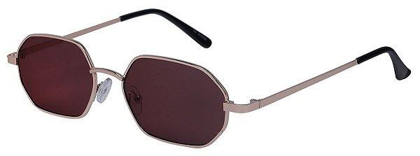 Óculos de Sol Unissex AT 4202 Cobre/Vinho